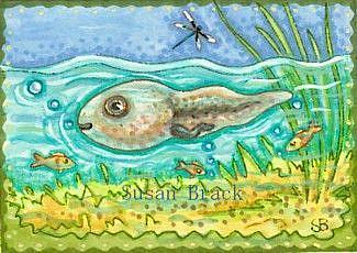 Art: GREAT EXPECTATIONS by Artist Susan Brack