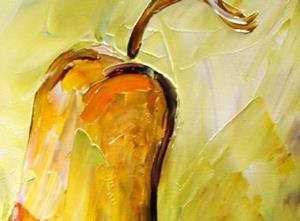 Detail Image for art Holiday Pears Three