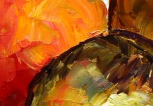 Detail Image for art Five Pears Study No.1