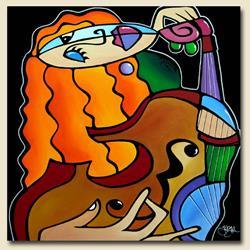 Art: In Tune by Artist Thomas C. Fedro