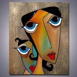 Art: Unconditional by Artist Thomas C. Fedro