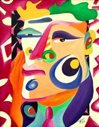 Art: Big daddy by Artist Thomas C. Fedro