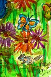 Detail Image for art Reading Fairy