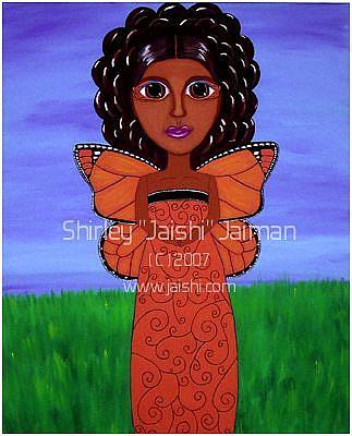 Art: Transformed by Artist Shirley Inocenté