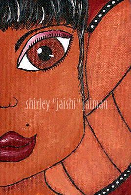 Art: Butterfly Fairy 2 by Artist Shirley Inocenté