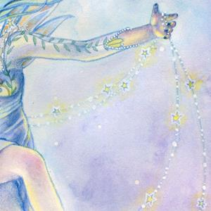 Detail Image for art Lady of the Stars