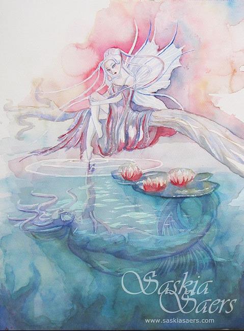 Art: Reflections by Artist Saskia Franken-Saers