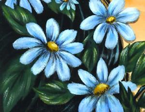 Detail Image for art Enchanting Daisies
