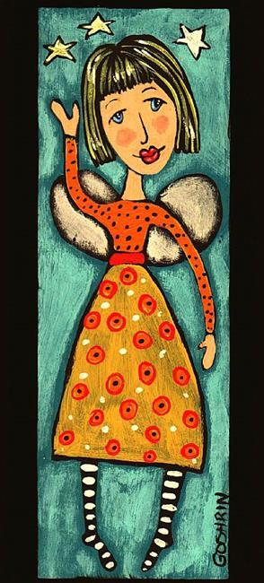 Art: Wishful Thinking by Artist Cindy Bontempo (GOSHRIN)