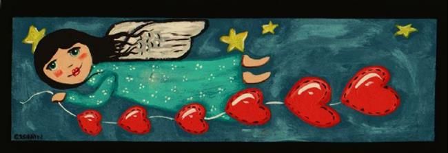 Art: Angel Of Love by Artist Cindy Bontempo (GOSHRIN)