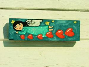 Detail Image for art Angel Of Love