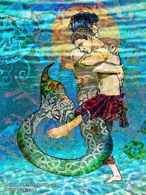 Art: merlock by Artist Mary Ogle