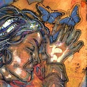 Detail Image for art Raven