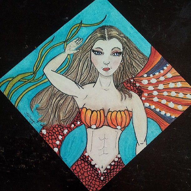 Art: Rosabella of Atlantis by Artist Shari Lynn Schmidt