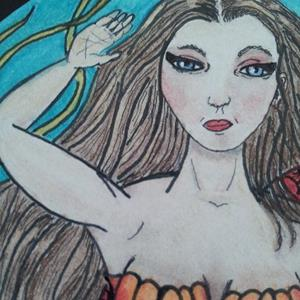 Detail Image for art Rosabella of Atlantis