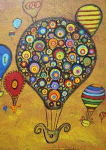 Detail Image for art Dreams In Flight