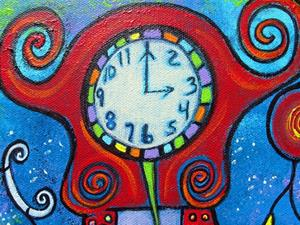 Detail Image for art Stopping Time