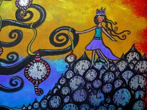 Detail Image for art The Time Keeper