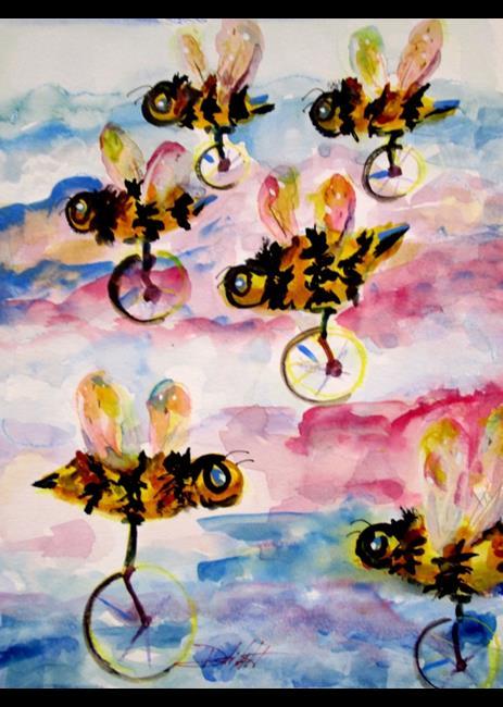 Art: IMG_0218 (601x800).jpg by Artist Delilah Smith