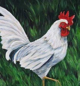 Detail Image for art Morning Strut