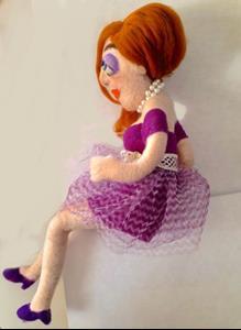 Detail Image for art Melissa Jane Doll
