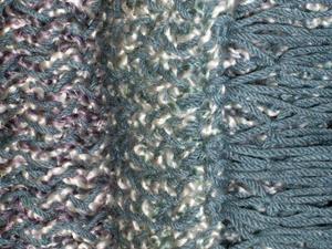 Detail Image for art Manly Heather Knit Scarf