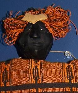 Detail Image for art African Goddess