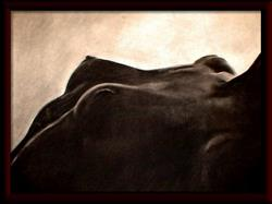 Art: Nude#16-91 by Artist David Mott