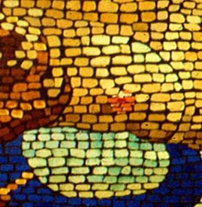 Detail Image for art Mosaic Nude #2