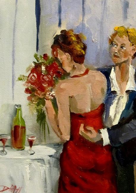 Art: My Sweetheart by Artist Delilah Smith