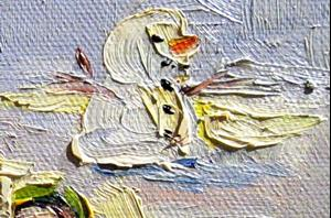 Detail Image for art Snow Angel