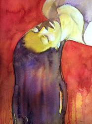 Art: Lunga pausa di silenzio by Artist Alessandro Andreuccetti