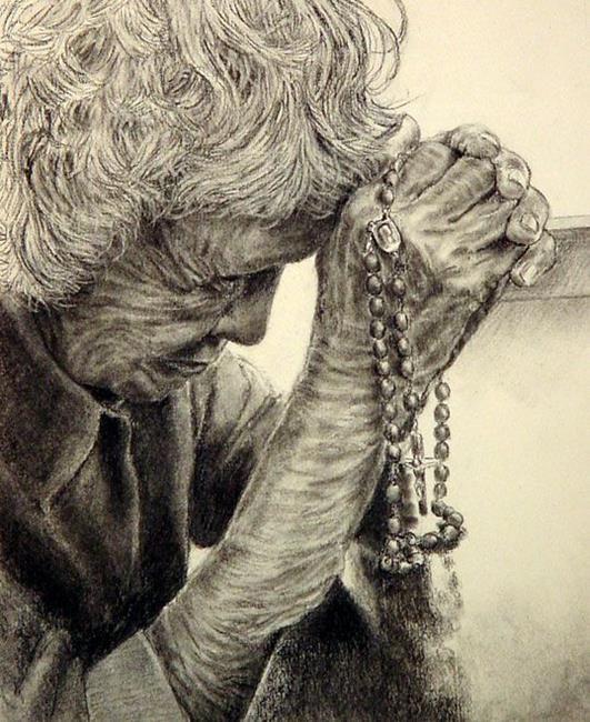 Art: Faith by Artist Erika Nelson