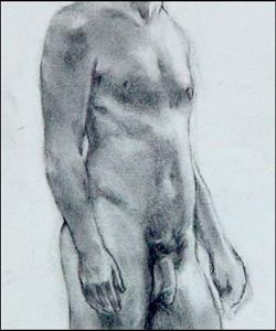 Detail Image for art Male Study