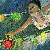 Detail Image for art Leap of Faith  #3