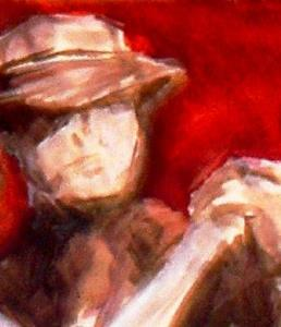 Detail Image for art Tango! - SOLD