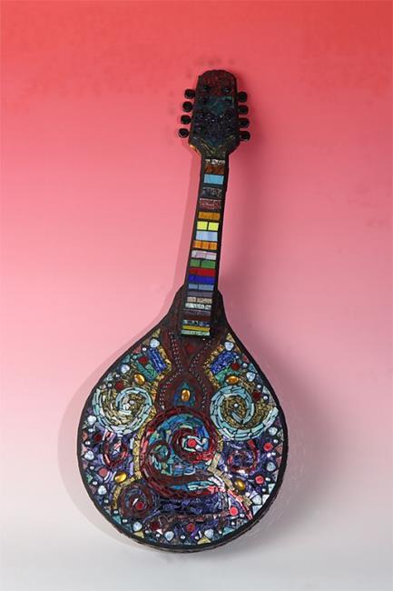 Art: Midnight Serenade (sold) by Artist Dorothy Edwards