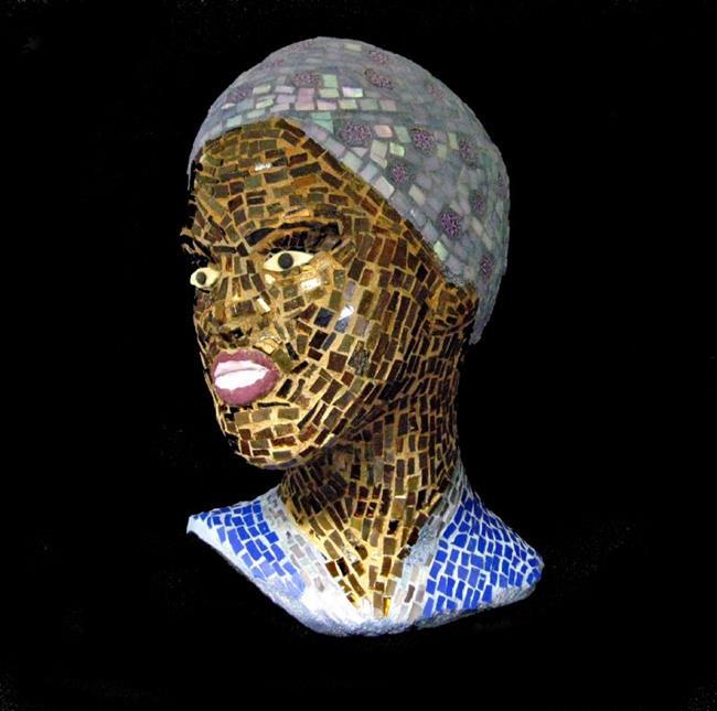 Art: Harriet (sold) by Artist Dorothy Edwards