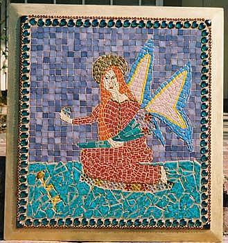 Art: Audrey's Angel by Artist Dorothy Edwards