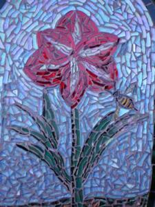 Detail Image for art Amaryllis (sold)