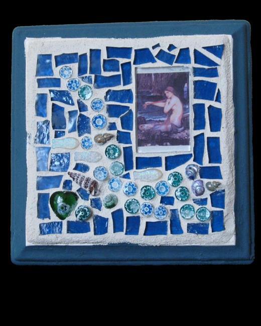 Art: Sealady by Artist Dorothy Edwards