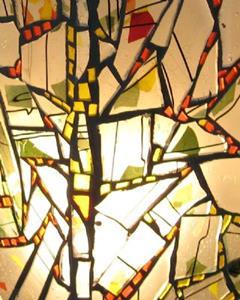 Detail Image for art Confetti Lamp