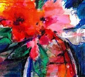 Detail Image for art Fantasy Floral No. 5