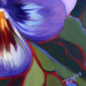 Detail Image for art Pretty Pansy
