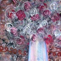 Art: Mirrored Love by Artist KiniArt