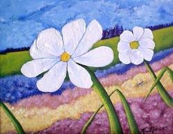 Art: Spring Free by Artist KiniArt
