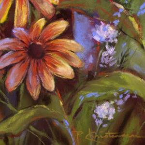 Detail Image for art Summer's End ~ Black-eyed Susans