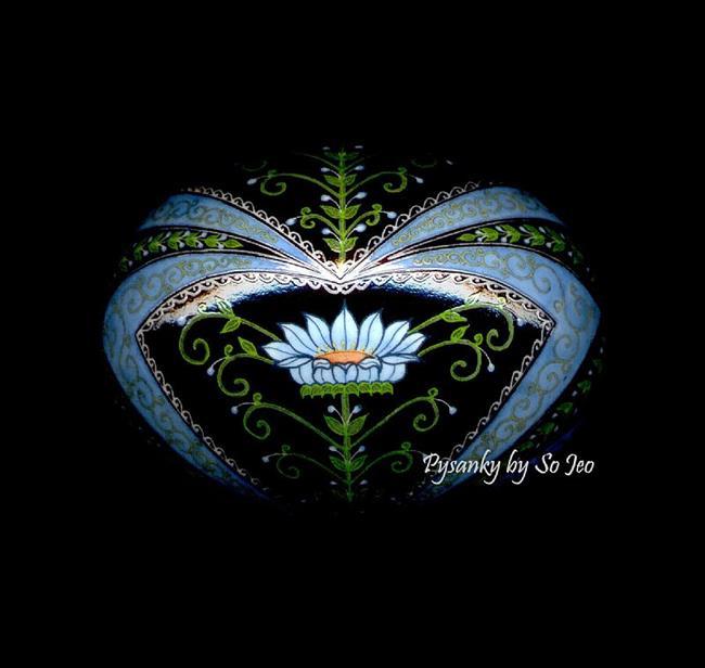 Art: Blueberry Dream by Artist So Jeo LeBlond
