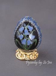 Art: Little Bluebells by Artist So Jeo LeBlond