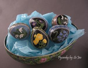 Detail Image for art Little Bluebells